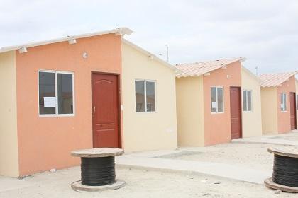 Al menos 40 viviendas construidas para personas con discapacidad no están equipadas