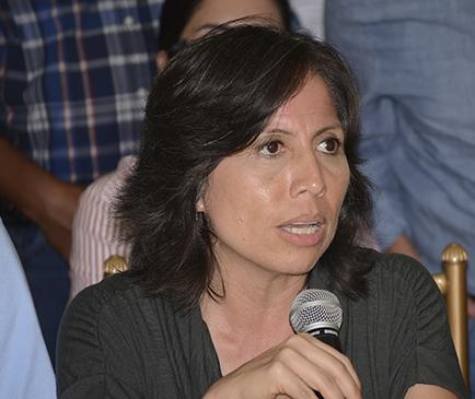 'El presidente quiere venir', dice ministra Duarte