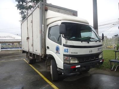 Camiones se salvan del hampa en Santo Domingo