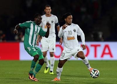 Raja Casablanca eliminó a Atlético Mineiro del Mundial de Clubes