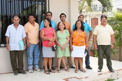 Moradores de La Floreana reclaman por tierras