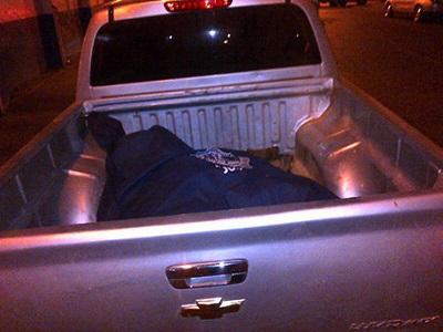 Cadáver hallado en Pedernales sigue en la morgue