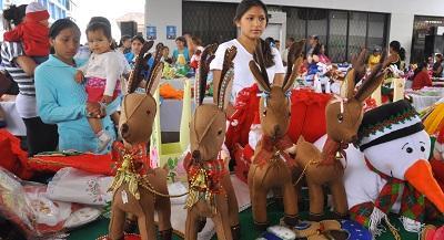 Feria Navideña en Santo Domingo durará cinco días