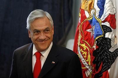 Piñera dice que el crecimiento de Chile es porque gobernó bien