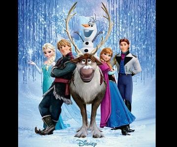 """La película """"frozen"""" trae una nueva princesa"""
