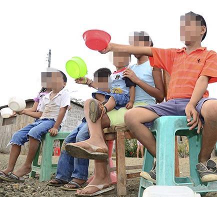 1.170 niños reinsertados en escuelas en el cantón