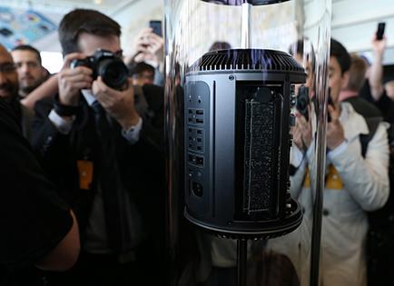 Apple presenta su nuevo ordenador profesional