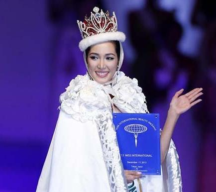 Bea Rose Santiago es la nueva Miss Internacional