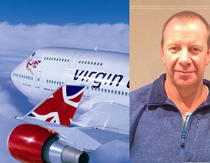 'Durmió' 9 horas en un avión a causa de un derrame