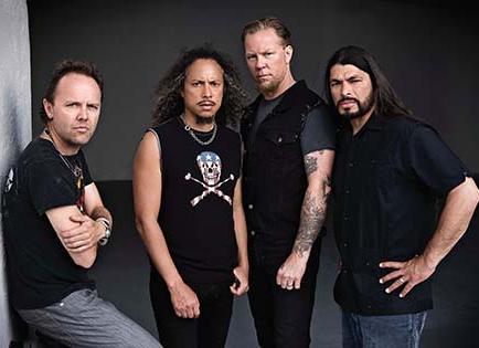 Inicia preventa de entradas para show de Metallica