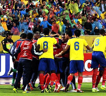 La sede de la selección ecuatoriana aún no está definida para el Mundial