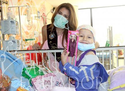 Organización Miss Ecuador sigue realizando agasajos
