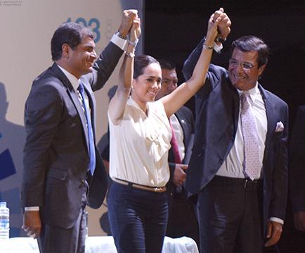 Piden a Correa que no promocione a candidatos