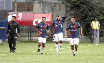 Deportivo Quito tiene fecha para medir a Botafogo
