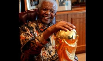 Brasil y Sudáfrica se enfrentarán en un amistoso, para homenajear a Mandela