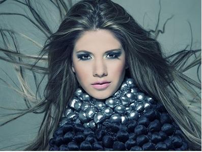 Johanna Carreño promociona en Santo Domingo su nuevo tema 'Un falso te quiero'