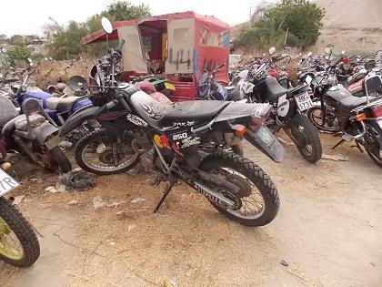 Siguen los robos en motocicleta en Manta