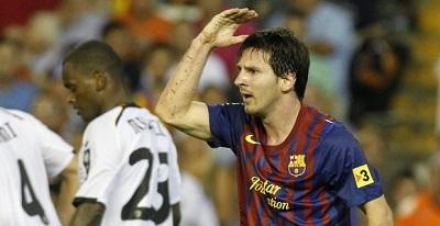 El vicepresidente del FC Barcelona 'no sabe nada de fútbol', dice Messi