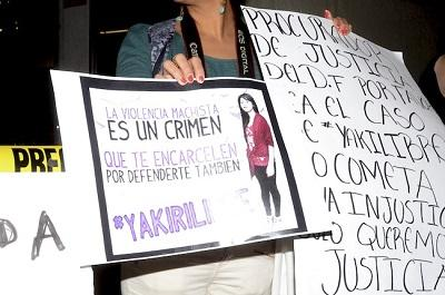 Polémica por el caso de una joven acusada de matar a su presunto violador