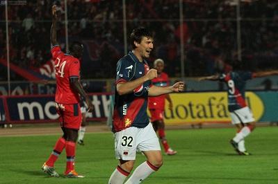 Federico Nieto es la nueva contratación de Barcelona SC