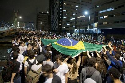 El Gobierno brasileño quiere diálogo para evitar protestas durante el Mundial