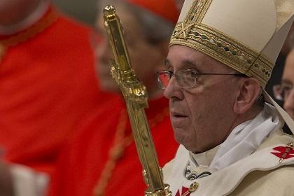 El papa Francisco nombra a Gabriel Bernardo obispo de Loja