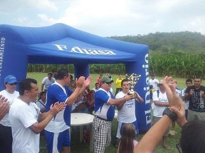 Medios Ediasa vence 3-0 y es el campeón del torneo Intermedios (VIDEO)