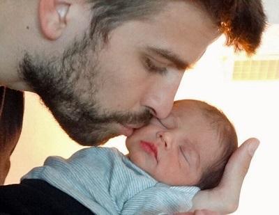El hijo de Shakira se duerme escuchando el himno del Barcelona