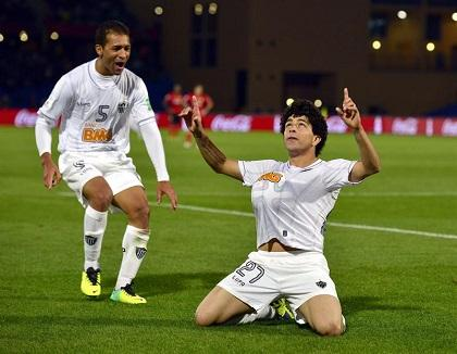 El Atlético Mineiro gana el tercer lugar del Mundial de Clubes