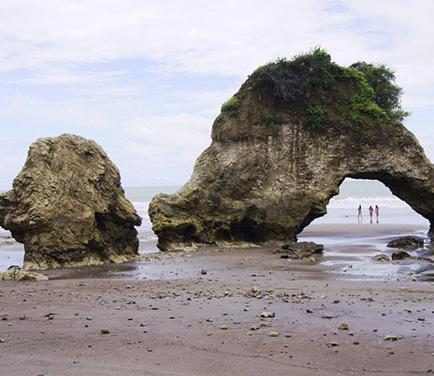 Hay playas que aún son virgenes