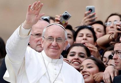 Francisco es el latinoamericano más relevante de 2013, pero no el único