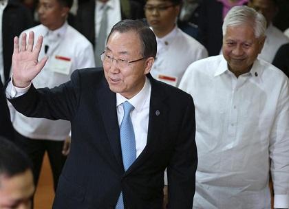La ONU reunirá $800 millones en ayuda para Filipinas