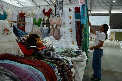 En la Feria Navideña de Santo Domingo usted puede encontrar de todo