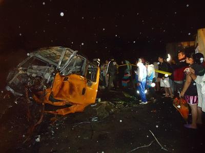 La Policía investiga las causas del accidente en el que un hombre murió calcinado