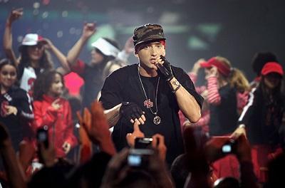 Eminem no se presenta por menos de $2 millones