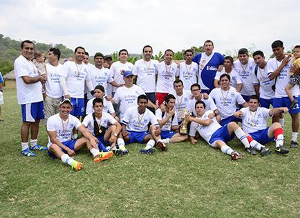 EDIASA es campeón de los Intermedios