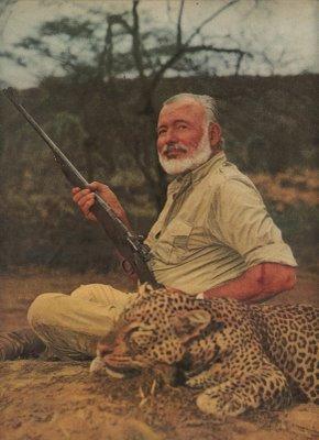 Safaris de escritor inspiraron dos filmes