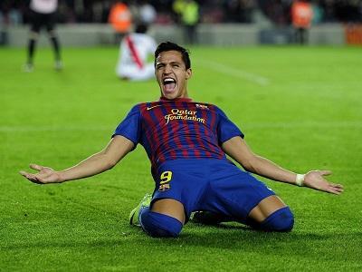 Una calle se llamará Alexis Sánchez en honor al jugador del Barcelona FC