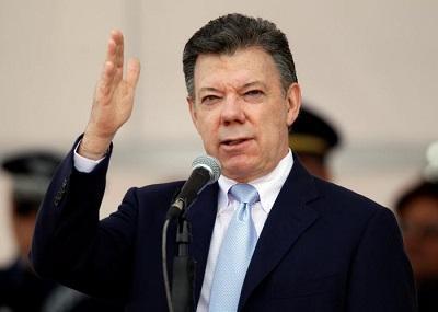La paz en Colombia comienza a ser una realidad, asegura Santos