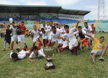 La Copa El Diario se va a El Carmen