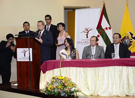 La Universidad San Gregorio tiene nueva rectora