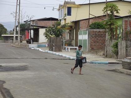 Moradores del Bajo del Pechiche piden solución a sus necesidades