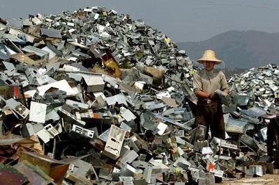 Basura electrónica aumentará un 33%