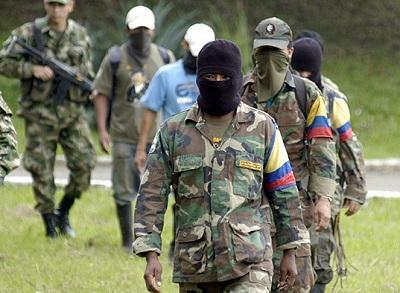 CIA mató a líderes de las FARC