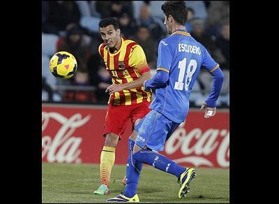 FC Barcelona sigue siendo líder