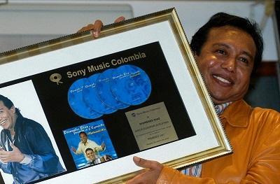 Músicos lamentan la muerte del cantautor Diomedes Díaz