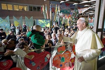 Francisco iniciará con la Misa del Gallo su primera Navidad como Papa