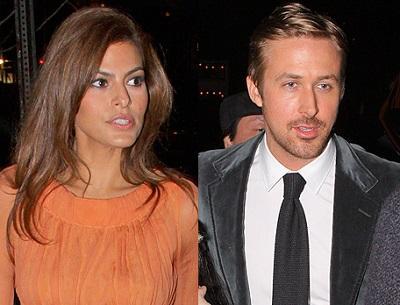 Eva Mendes y Ryan Gosling deciden 'darse un tiempo'