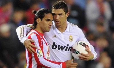 Falcao asegura que Cristiano Ronaldo debería ganar el Balón de Oro
