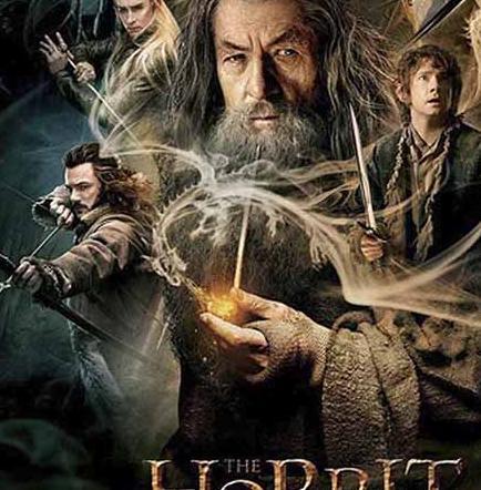 """""""El hobbit: la desolación de smaug"""" lidera la taquilla"""